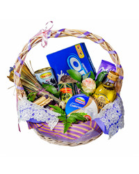'Countryside' Basket. Ekaterinburg