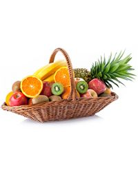 'Fruit Island' Basket. Ekaterinburg